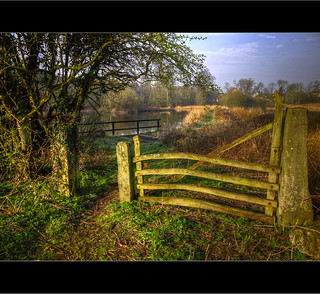 Mill Gate | by Jim Gove