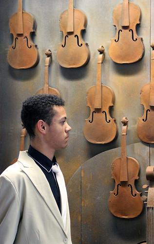 DAVID JOHNSON, PIANO - JÓVENES INTÉRPRETES 2012 - CONSERVATORIO DE LEÓN - 27.04.12