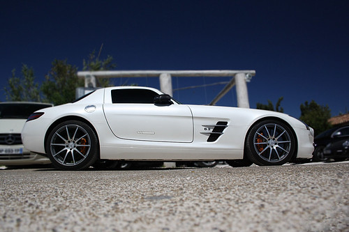 Mercedes-Benz SLS AMG | by berend.s Photography