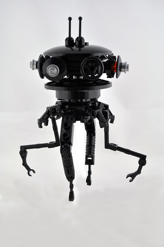 Probe droid | by Fifth line