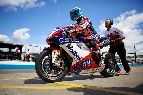 Carlos Checa, Althea Ducati | by JaredEarle