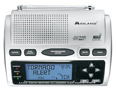 MIDLAND WR300 Weather Radio | by shanep.rivera