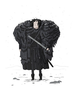 Cheer Up Jon Snow | by LukePersonified