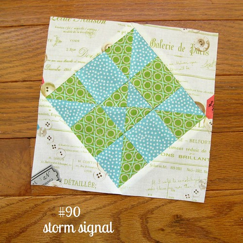 farmer's wife sampler, block 90 | by quirky granola girl