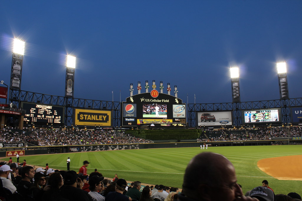 US Cellular Field, South Side, Chicago, Illinois | Home of t… | Flickr