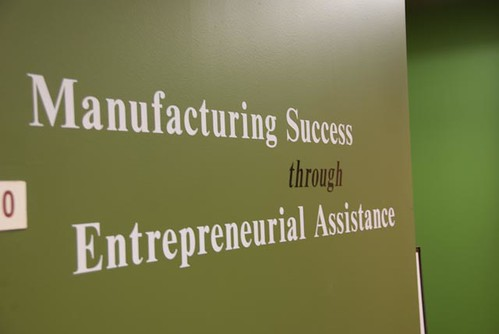 MAGNET - Manufacturing Success through Entrepreneurial Assistance | by JumpStartInc