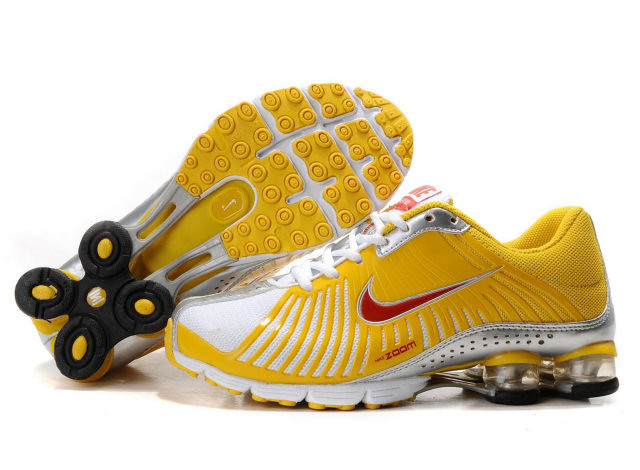 sports shoes 27c84 0e780 ... get nike shox r6 femme yellow white vendreshox by sweeter2013 e8179  d0d2f