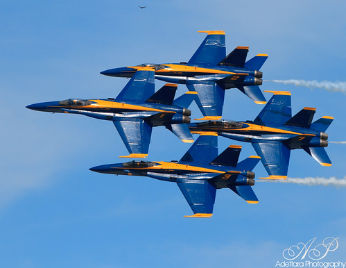 ~The Blue Angels~ | by Adettara Photography
