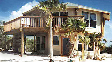 Topsider Homes Prefab Two story Beach House Built in Baham Flickr