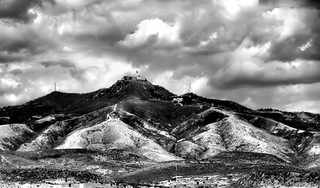 El cerro del Cubilete / Church in the top of hill | by Antakistas