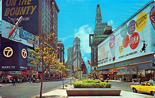 times square 1964 new york | by it's better than bad