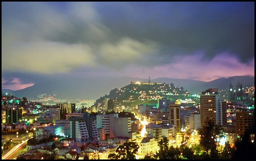 "172/365 THE WORLD--Quito, Ecuador  ""Approaching Storm"" 