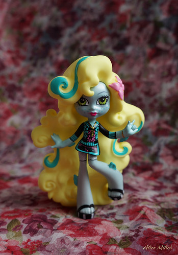Vinyl Figure Lagoona Blue | by Alice_Milich