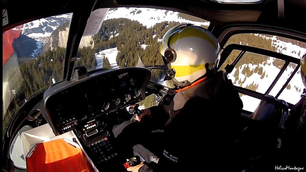 Intérieur hélicoptère Ecureuil. MBH   Intérieur Ecureuil MBH…   Flickr