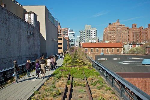 High Line | by futureshape