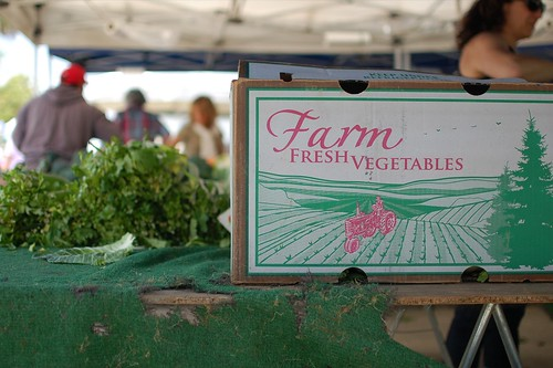 22.2 There's a farmers' market every day of the week around LA | by formalplay