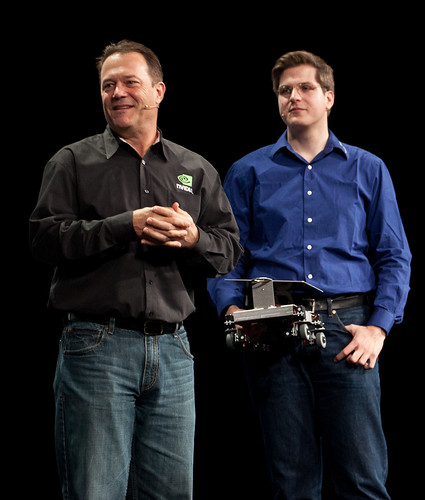 GTC 2012 Keynote - Part - Time Scientists | by NVIDIA Corporation