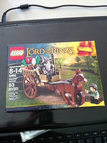 First LOTR Lego in hand | by Sarah-Mitt