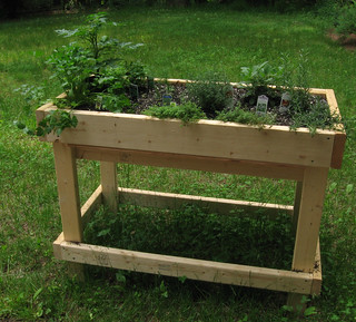 Raised Herb Bed | by Dan Malec
