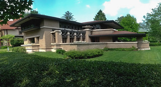 Meyer May house by Frank Lloyd Wright | by bstrand