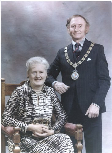 J.J. McAnaney - Crowle Mayor 1975 - 76 | by angus.townley