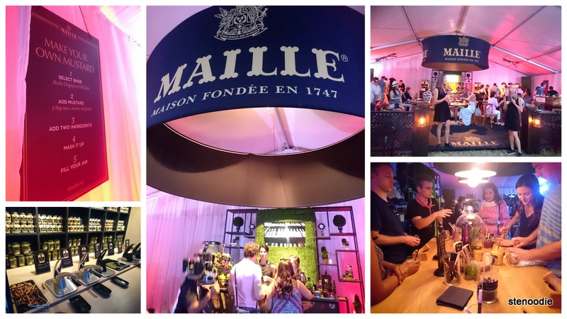 Maille mustard stations