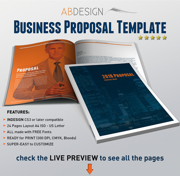 Business proposal template you can find this template gr flickr business proposal template by andrea balzano cheaphphosting Images
