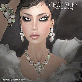 OublietteWht      New collection CHOP ZUEY Couture Jewellery | by Shena Neox VERSUS Owner