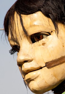 Little  Girl, Sea Odyssey, Liverpool | by Richard Bayley