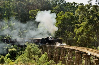 Puffing Billy | by phunnyfotos