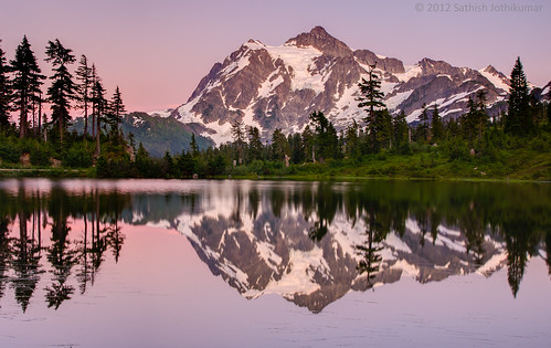Mt Shuksan V2 | by A Camera Story