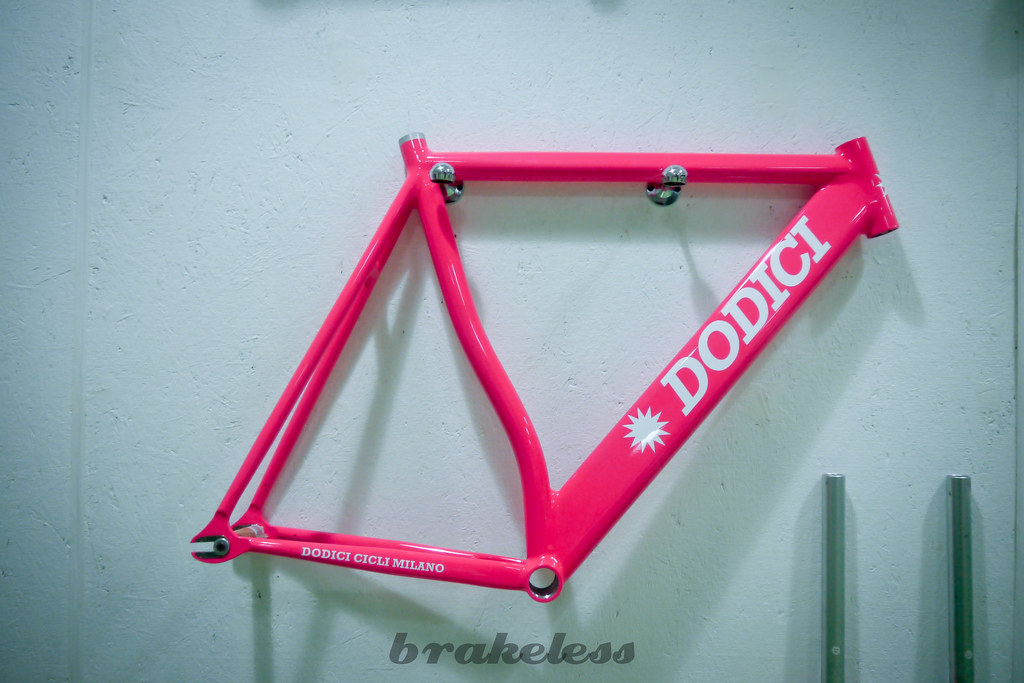 DODICI SPECIAL TRACK FRAMES IN THE HOUSE! | brakeless hk | Flickr