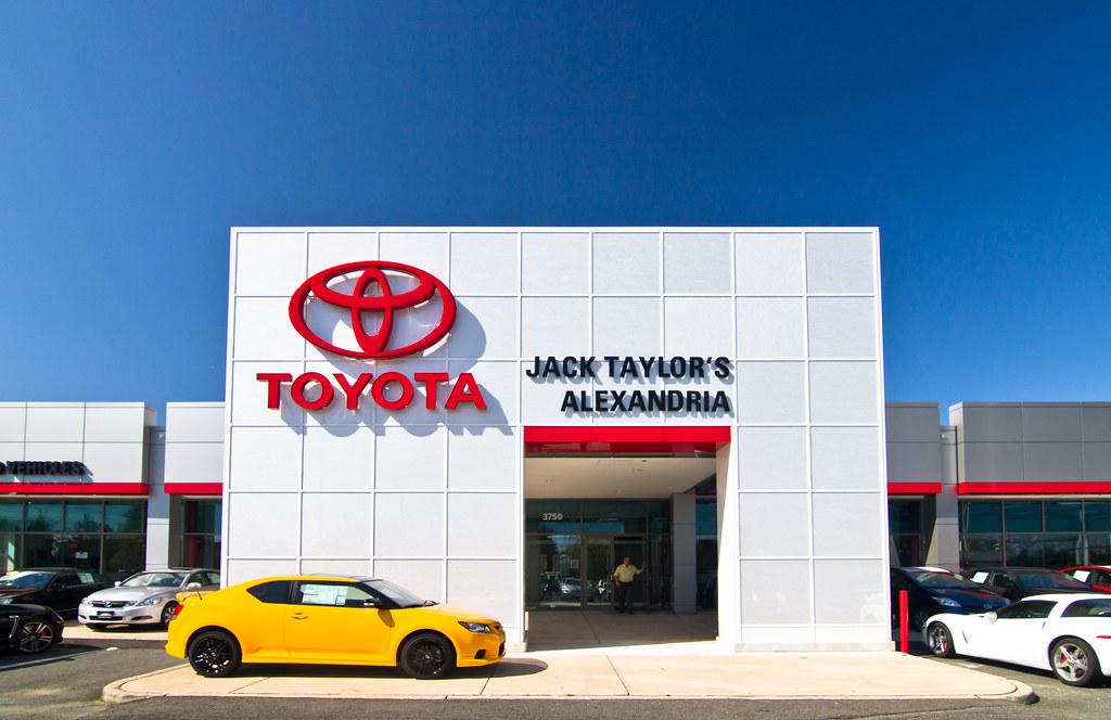 Elegant ... Jack Tayloru0027s Alexandria Toyota Store Front   01Jack Tayloru0027s  Alexandria Toyota Store Front   25 |