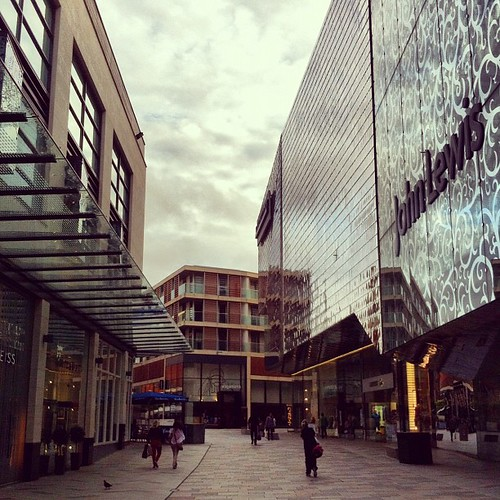 Highcross. | by Chloe Hague.