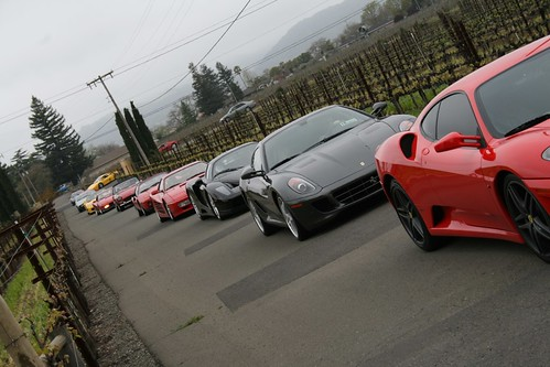 Ferrari Club Event / Ferrari Parade | by drbeasleys.com