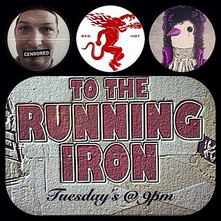 #runningiron is a party of #fireball and #jaysmithbiatch of #modesto #tuesday at nine pm. Come laugh, drink, shuffle, and enjoy a Tuesday!!! | by jaysmithbiatch