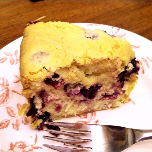 Blueberry Pound Cake by Momma Made It Look Easy | by Jennifer (@Jen_P_Williams)