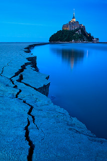 Blue Hour Mont St Michel | by Kah Kit Yoong