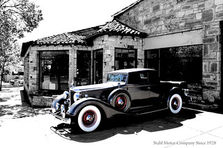1934 Packard Photo By Business Development Manager