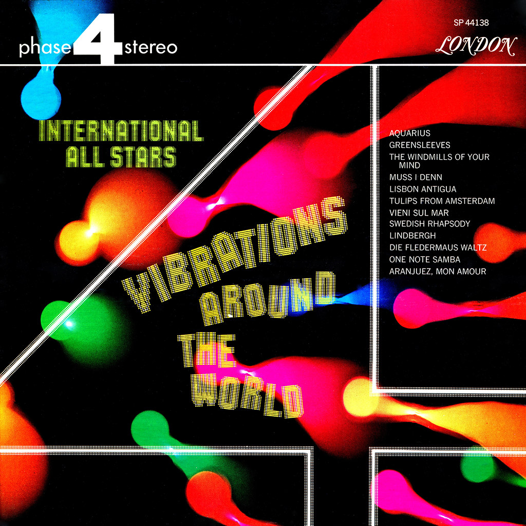 Various Artists - Vibrations Around the World
