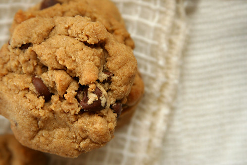 whole wheat chocolate chip cookies 4 | by crumblycookie