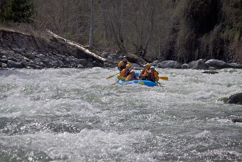 Hood River - Copper Dam Rapid | by Northwest Rafting Company