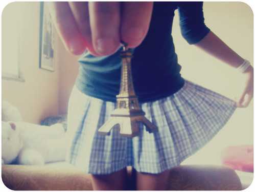 Ma petite Tour Eiffel. ♥ | by Hey Hey it's esther blueburger