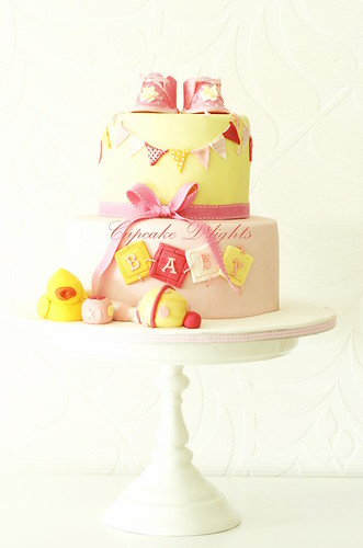 baby shower cake | by {zalita}