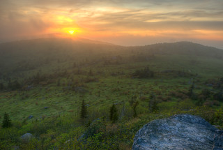 Wilburn Ridge Sunset | by eevy24012