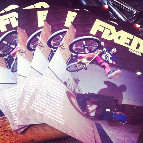 Fixed mag | by pristinefixedgear