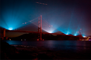Golden Gate Bridge 75: Blue Ray | by AGrinberg