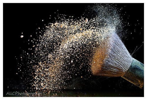 Bouncing Brush EXPLORE #157 | by AliCPhotography