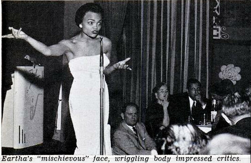 Jet Dec 3, 1953 Eartha Kitt | by richardschave