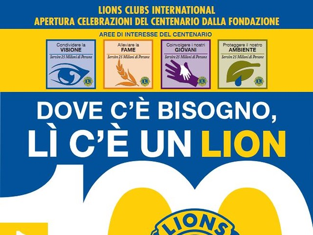 centenario lions club